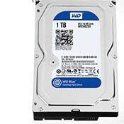 قیمت Western Digital Blue - 1TB - 64MB HDD