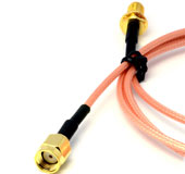 SMA-TS-9 Extension Cable RG316