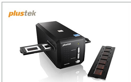 Plustek OpticFilm 8200I SE Scanner