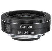 Canon EF-S 24mm F2.8 STM Camera Lens