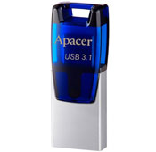 Apacer AH179 32GB USB3.1 OTG Flash Memory