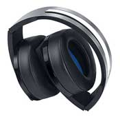 Sony PS4 Platinum PlayStation Wireless Headset