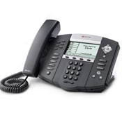 Polycom SoundPoint IP 650 POE IP Phone