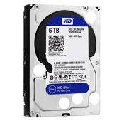 Western Digital Blue 6TB WD60EZRZ HDD