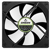 GREEN GF12025-SB Case Fan