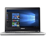 ASUS TRANSFORMER BOOK FLIP TP300LJ Touch Laptop