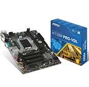 MSI H110M Pro VDL Motherboard