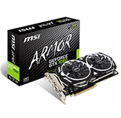 MSI GTX 1060 OC Armor 2X V1 3GB Graphics Card