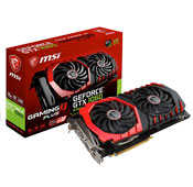 MSI GTX 1060 OC Gaming X PLUS TF VI 6GB 9Gbps VGA