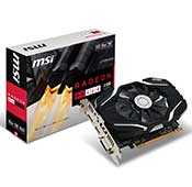 MSI RX 460 OC 2GB Graphics Card