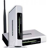 TP-Link TL-WR542G wireless Modem Router