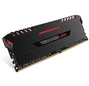 CORSAIR Vengeance LED 16GB DDR4 2666 Dual RAM