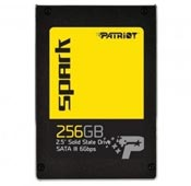 Patriot Spark 256GB SSD Hard