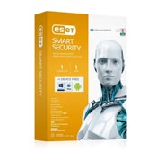ESET v9 1 user smart security
