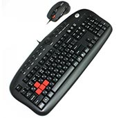 A4Tech KX-2810BK Gaming keyboard‏