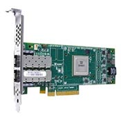 HPE StoreFabric SN1000Q QW972A 16GB 2-port PCIe Fibre Channel Host Bus Adapter
