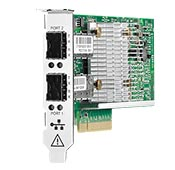 HPE StoreFabric CN1100R QW990A Dual Port Converged Network Adapter Server