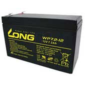 LONG WP7.2-12 Ups Battery