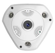 Juan JA-P2-2 IP Dome Fisheye Camera