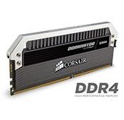 قیمت corsair Dominator Platinum 16GB DDR4 3600 Quad RAM