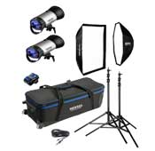 Hensel Integra Plus 500 Flash Kit