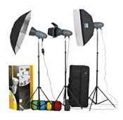S and S Visico VT-200 Studio Flash Kit