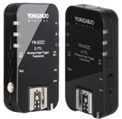 Yongnuo YN-622C E-TTL Flash radio