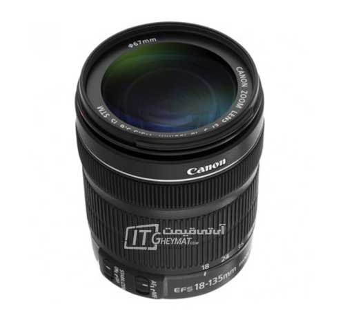 Canon EF-S 18-135mm f-3.5-5.6 IS STM Camera Lens