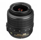 Nikon 18-55mm F-3.5-5.6 DX Nikkor Camera Lens