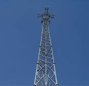 No name 60M Tripod Self Supporting Tower