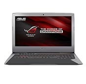 Asus G752VT i7-24GB-2TB-128SSD-6GB Laptop