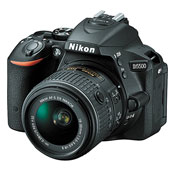 Nikon D5500 Kit 18 55 VRII Digital Camera