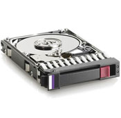 HP 146GB 2.5 inch SFF 6G Dual Port SAS 15K RPM Hot Plug Hard Drive 512547-B21 Server