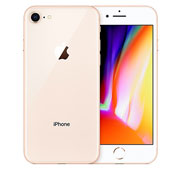 Apple iPhone 8 Gold 256GB Mobile Phone