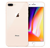 Apple iPhone 8 Plus Rose Gold 256GB Mobile Phone