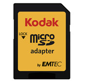 Kodak Micro SDXC U1 64GB Memory Card