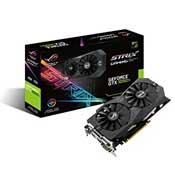 ASUS ROG STRIX-GTX1050TI-O4G-GAMING Graphics Card