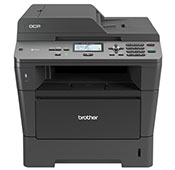 Brother DCP-8110DN Multifunction Laser Printer