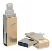 Pqi iConnect Mini 64GB Flash Memory