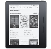 Amazon Kindle Oasis WiFi 4GB E-reader