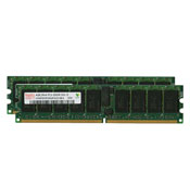 HP 8GB REG PC2-3200 2x4GB KIT 348106-B21 Server Ram