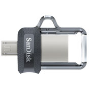 Sandisk Ultra Dual Drive M3.0 64GB Flash Memory