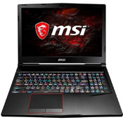 MSI GE63VR 7RE i7 16GB 1TB 256SSD 6GB Raider Gaming Laptop
