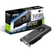 ASUS TURBO GTX1060 6GB GDDR5 Graphics Card