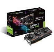 ASUS STRIX-GTX1080-8G GAMING Card