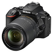 Nikon D5600 Digital Camera With 18 140mm VR AF S DX Lens