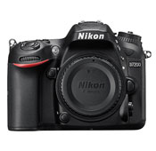 Nikon D7200 Body Digital Camera