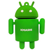 Kmashi Android 8GB Flash Memory