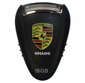 Kmashi Porsche 16GB Flash Memory