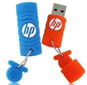 HP C350 USB 2.0 8GB Flash Memory